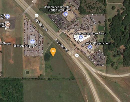5301 SW Division Street 2, Guthrie, OK 73044