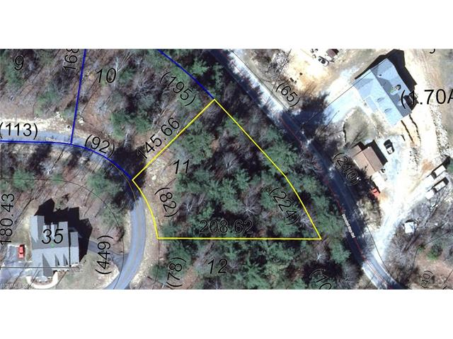 Beautiful .56 acre lot located in Solomons Cove. Natural setting with common area stream. City Water/Utilities available. Expired 3 bdrm Septic permit. Convenient location - Close to Downtown Historic Hendersonville.