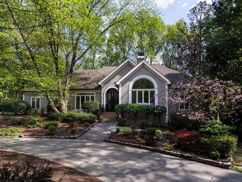 5760 Heards Forest Drive, Atlanta, GA 30328