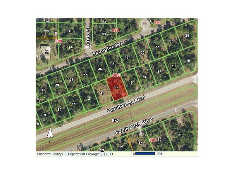 20278 KENILWORTH BOULEVARD, PORT CHARLOTTE, FL 33954