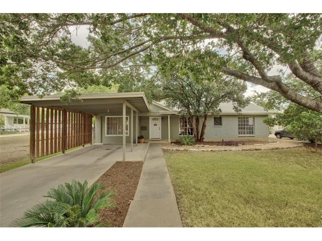 1709 Olive St, Georgetown, TX 78626