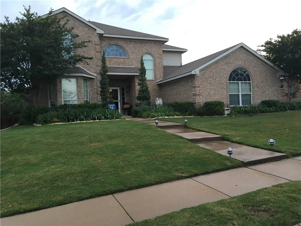 713 Sage Brush, Weatherford, TX 76087