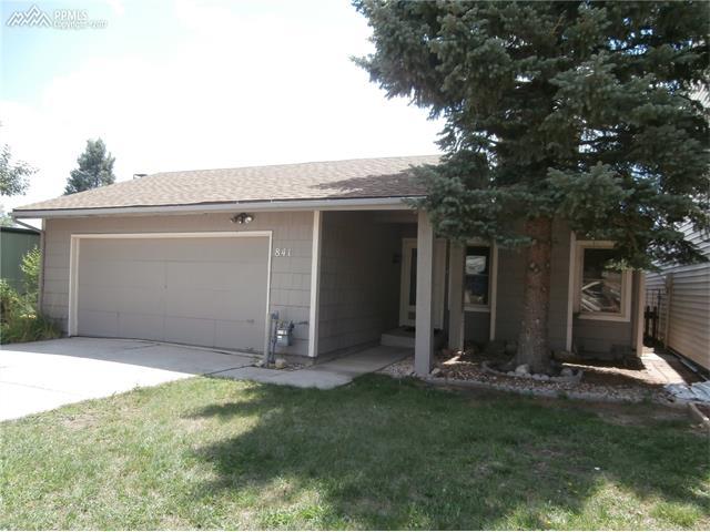 841 San Antonio Place, Colorado Springs, CO 80906