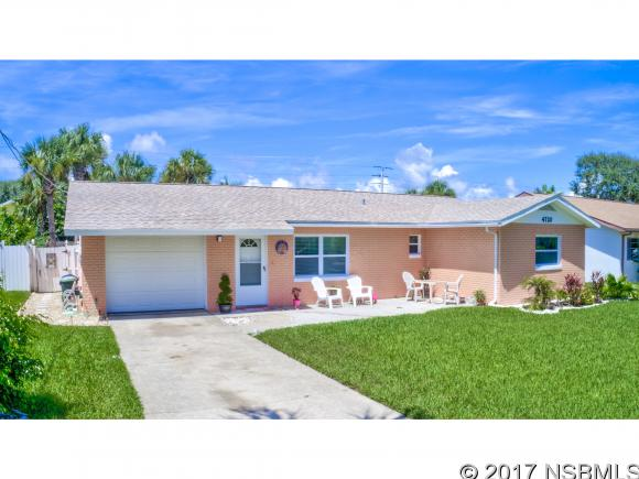 4720 Dixie Dr., Ponce Inlet, FL 32127