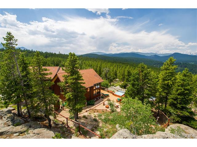 646 Emory Road, Black Hawk, CO 80422