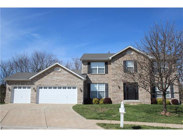521 Grand Canyon Court, Wentzville, MO 63385