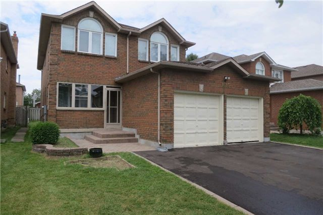 1615 Sandhurst Cres, Pickering, ON L1V 6R5
