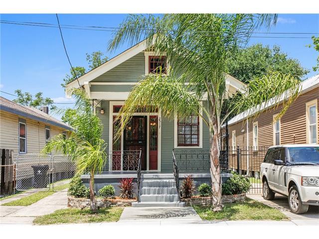 2517 N GALVEZ Street, New Orleans, LA 70117