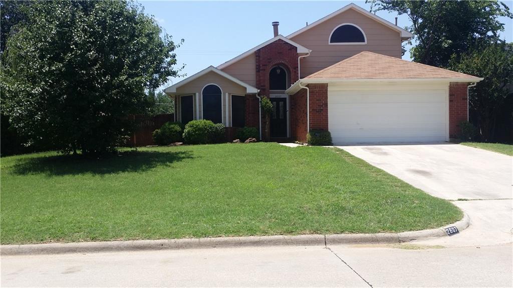 2607 Mountainview Drive, Corinth, TX 76210