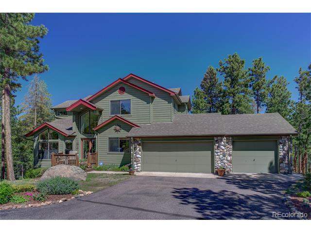 7182 Pinewood Drive, Evergreen, CO 80439