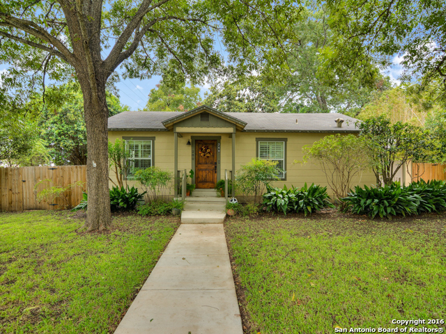 280 E FAIR OAKS PL, Alamo Heights, TX 78209
