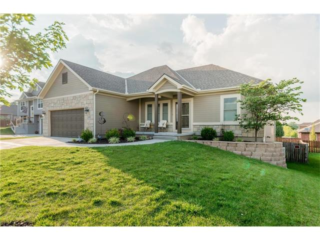 1304 NW BASSWOOD Court, Grain Valley, MO 64029