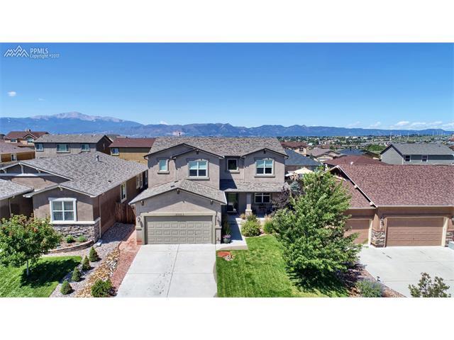 8006 Mount Hayden Drive, Colorado Springs, CO 80924