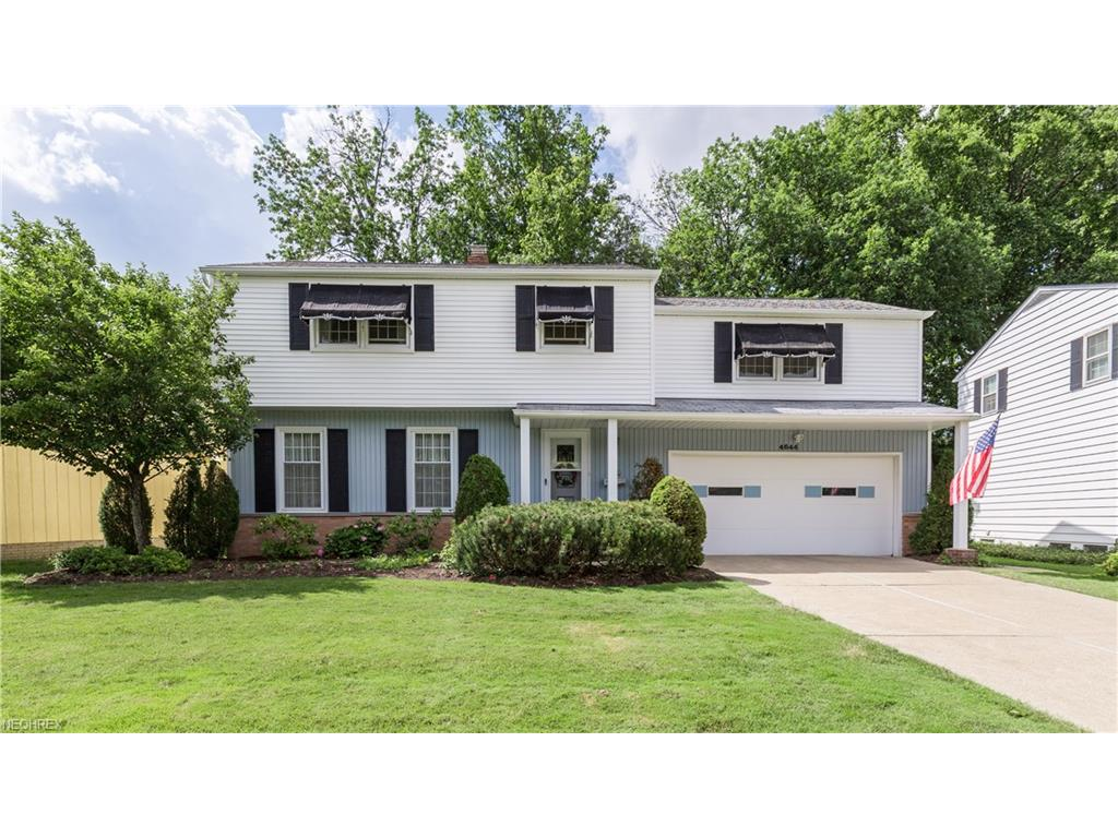 4644 Whitehall Dr, South Euclid, OH 44121