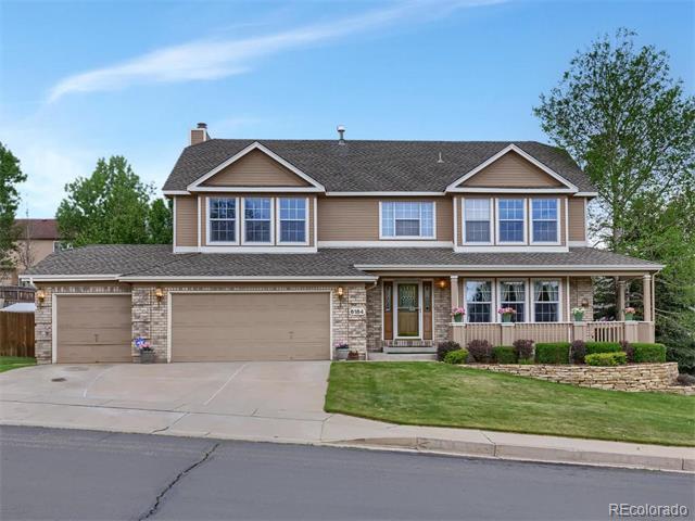 6184 Treeledge Drive, Colorado Springs, CO 80918