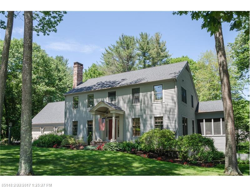 20 Coveside RD , Cumberland, ME 04110
