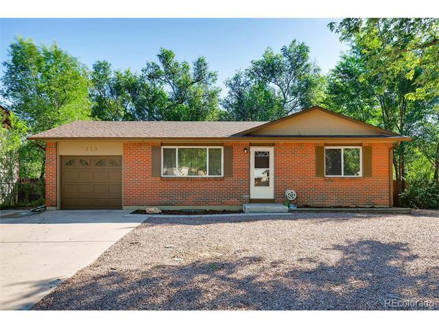 819 Holmes Drive, Colorado Springs, CO 80909