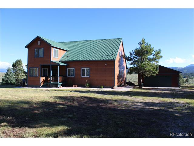 761 Messinger, Fort Garland, CO 81133