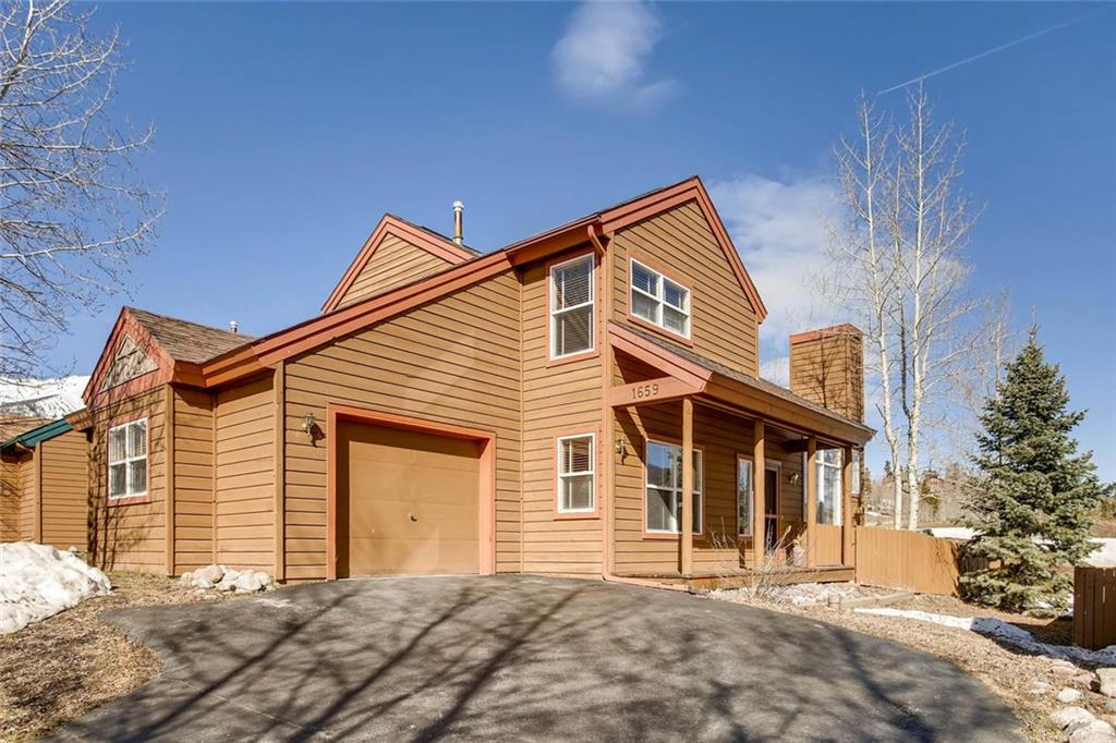 1659 N Chipmunk LANE 1659, SILVERTHORNE, CO 80498