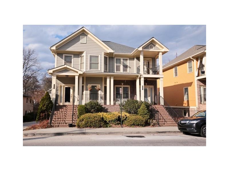 630 NE Irwin Street 8, Atlanta, GA 30312
