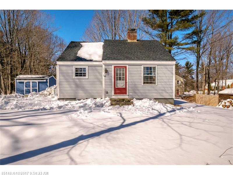 137 Hillside ST , Yarmouth, ME 04096
