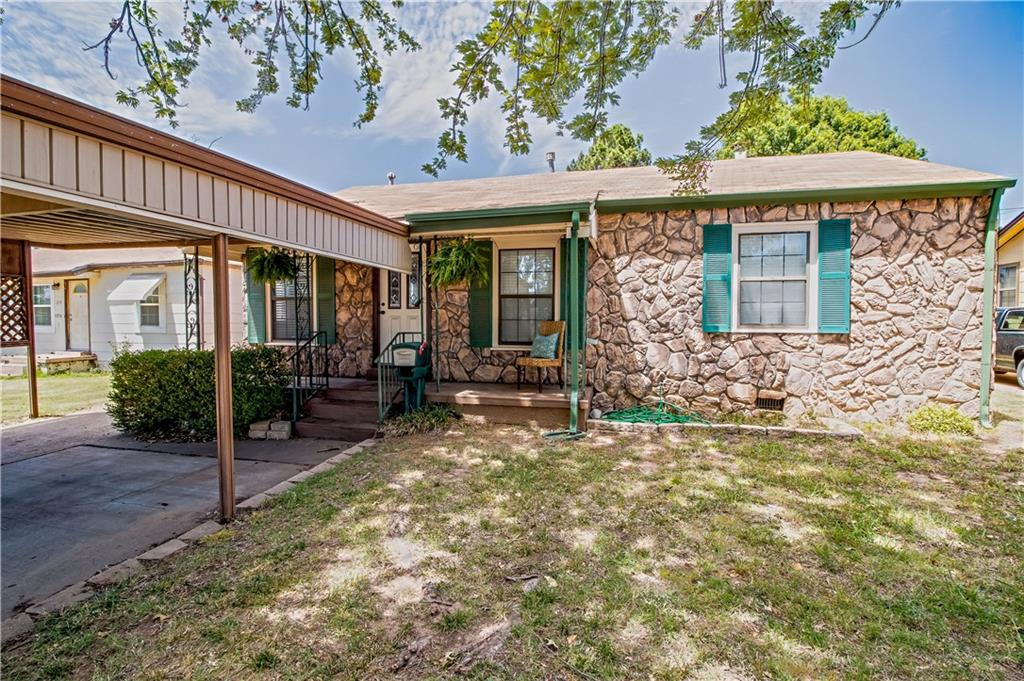 241 Russell Drive, Midwest City, OK 73110