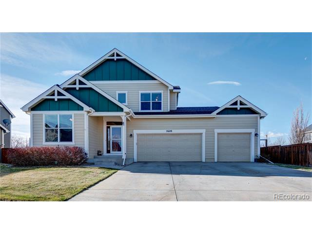 2609 Brush Creek Drive, Fort Collins, CO 80528
