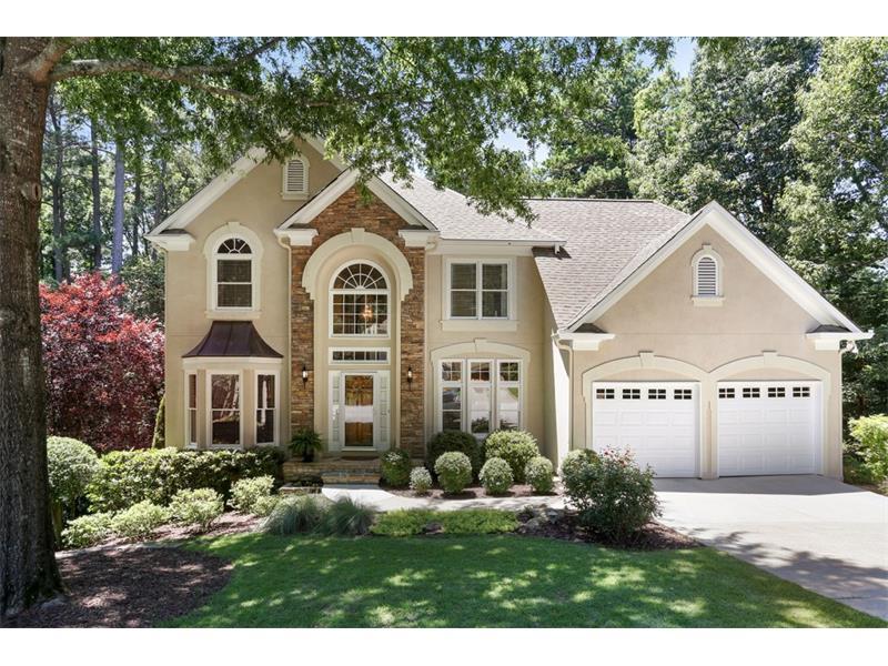 1814 Crest Oaks Place, Atlanta, GA 30345