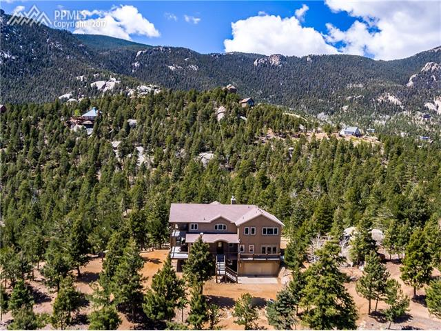 376 Summit Ridge Road, Manitou Springs, CO 80829