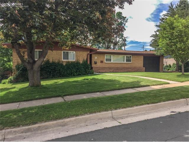 1010 N Logan Avenue, Colorado Springs, CO 80909