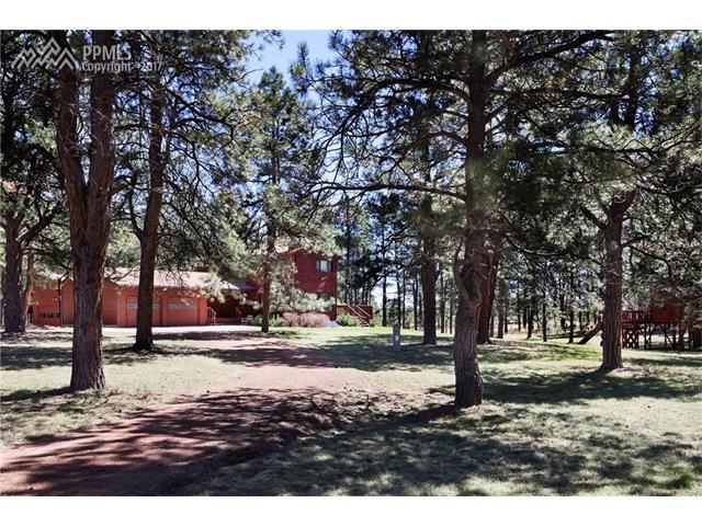 16955 W Goshawk Road, Colorado Springs, CO 80908