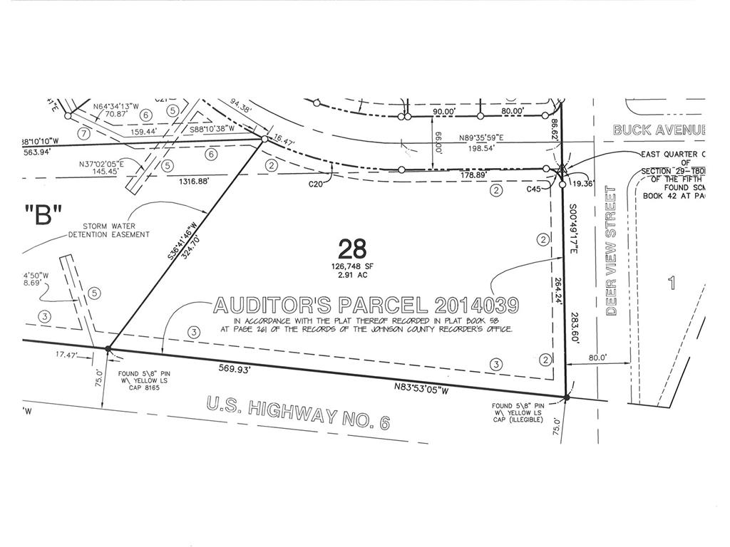 Lot 28 Tiffin Heights Part One, Tiffin, IA 52340