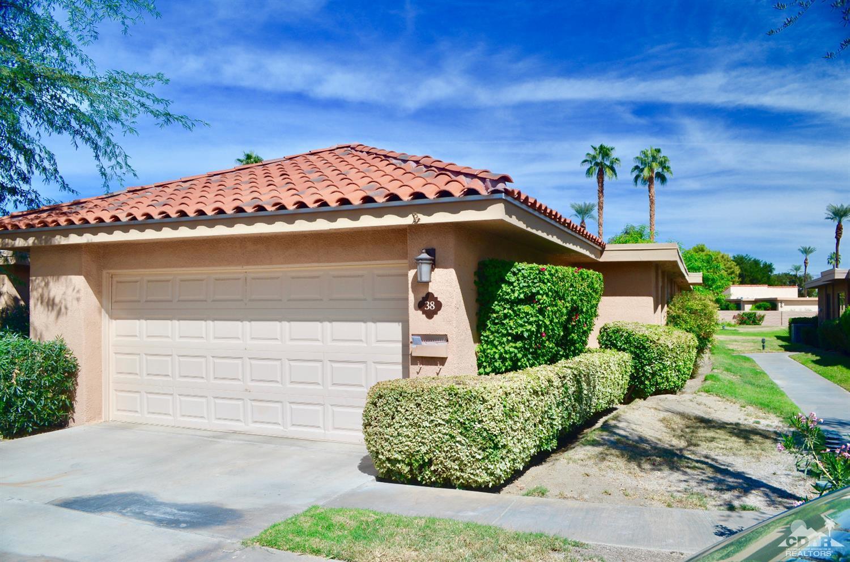 38 Malaga Drive, Rancho Mirage, CA 92270