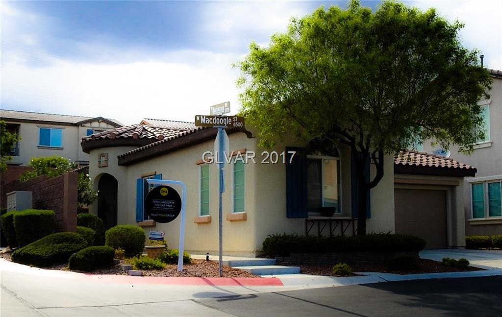 6521 MACDOOGLE Street, Las Vegas, NV 89166