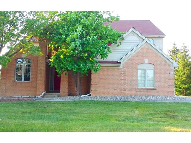 12173 CHANDLER Drive, Plymouth Twp, MI 48170