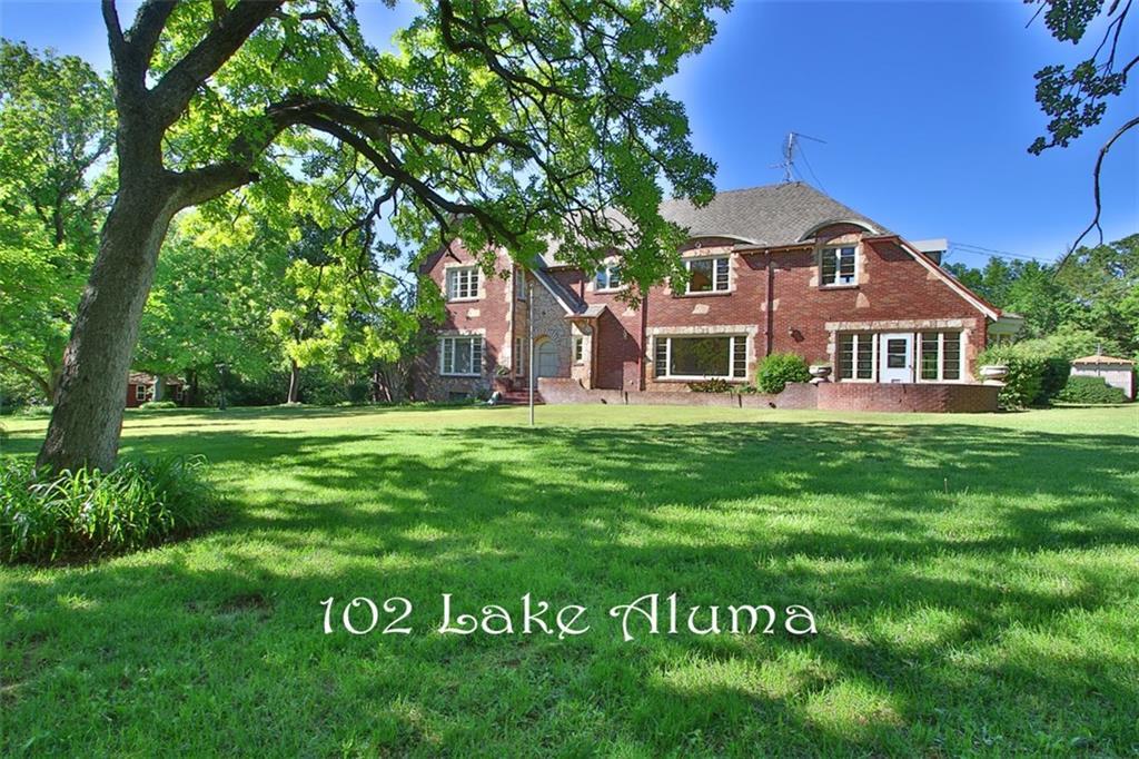 102 Lake Aluma Drive, Oklahoma City, OK 73121