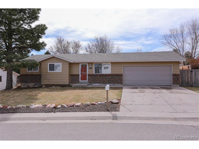 172 Pegasus Drive, Littleton, CO 80124