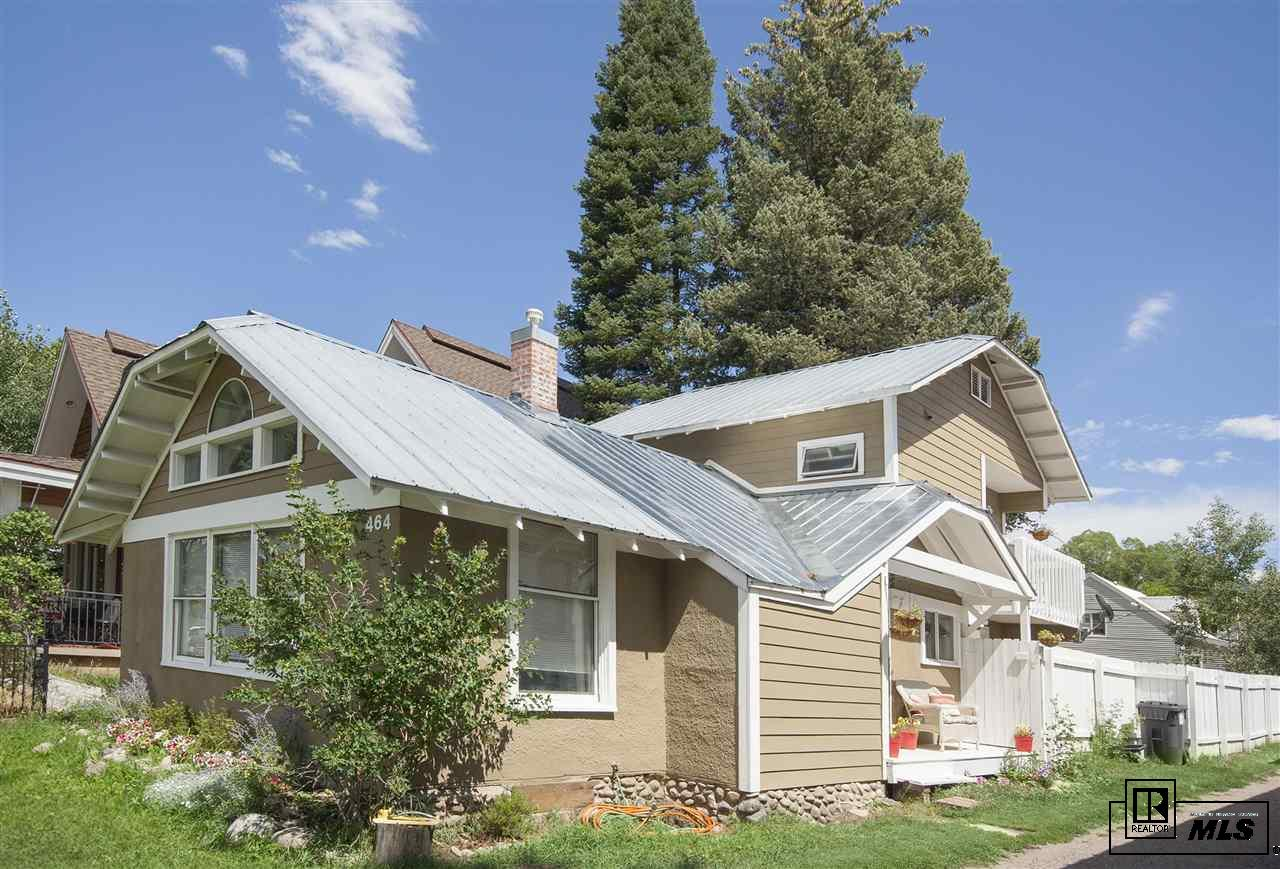 464 8th Street, Steamboat Springs, CO 80487