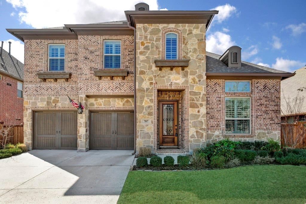 787 Sweet Iron Road, Frisco, TX 75034