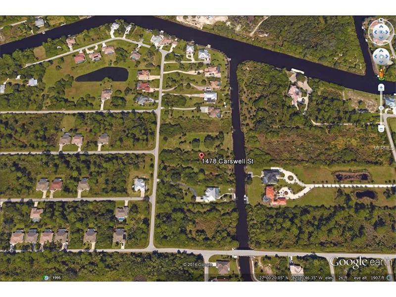 1478 CARSWELL STREET PORT CHARLOTTE, Florida