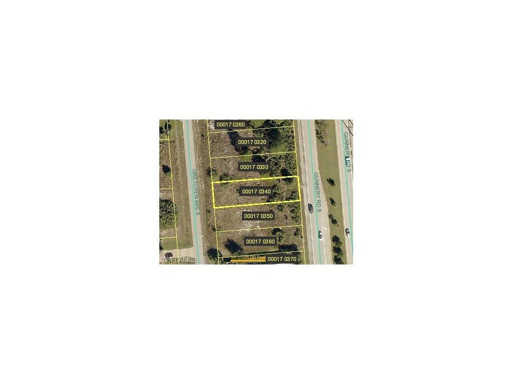 Lot 34 Gretchen AVE S, LEHIGH ACRES, FL 33973