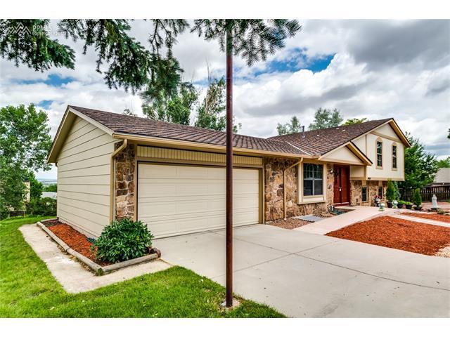 5980 Leewood Drive, Colorado Springs, CO 80918