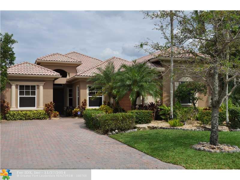 11535 NW 75TH MNR, Parkland, FL 33076