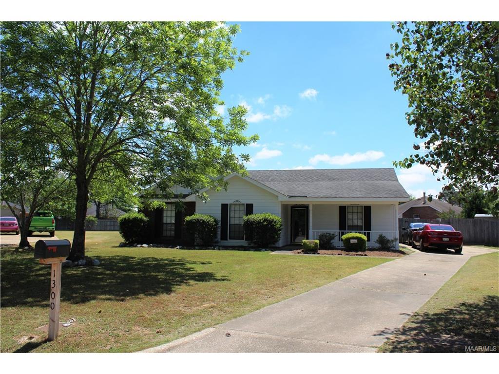 1300 Summerfield Place, Montgomery, AL 36117