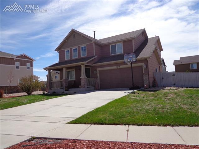 2329 Streambank Drive, Colorado Springs, CO 80951