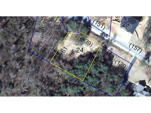 Beautiful .48 acre lot located in Solomons Cove. Natural setting with common area stream. City Water/Utilities available. Expired 3 bdrm Septic permit. Convenient location - Close to Downtown Historic Hendersonville.