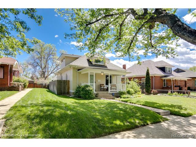 4176 Knox Court, Denver, CO 80211