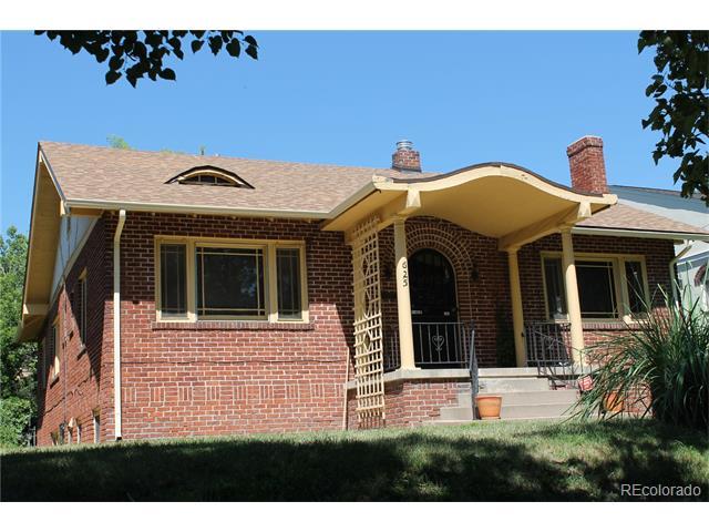 625 Clayton Street, Denver, CO 80206