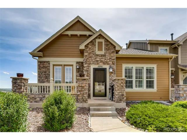 1091 Purple Sky Way, Castle Rock, CO 80108