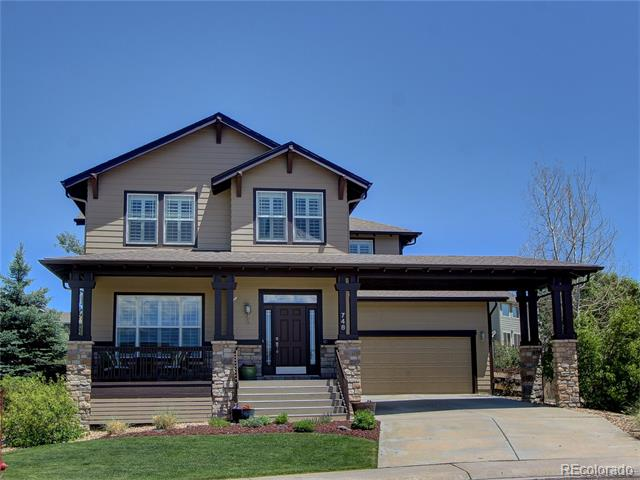 748 Briar Haven Drive, Castle Pines, CO 80108